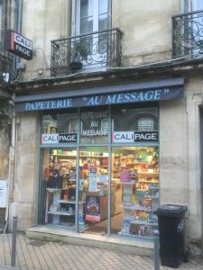 Calipage - Papeterie - Bordeaux