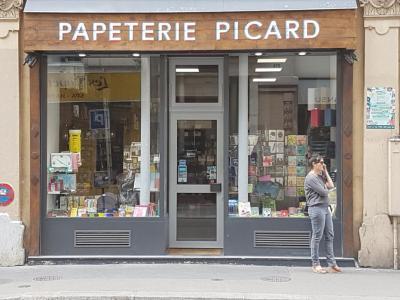 Papiers Picard SARL - Papeterie - Paris