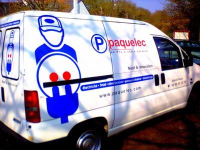 Paquelec - Entreprise d'électricité générale - Rezé