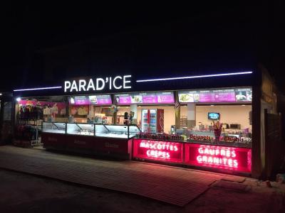 Paradice - Glacier - Ondres