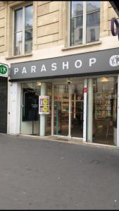 Parashop Diffusion - Magasin de cosmétiques - Paris