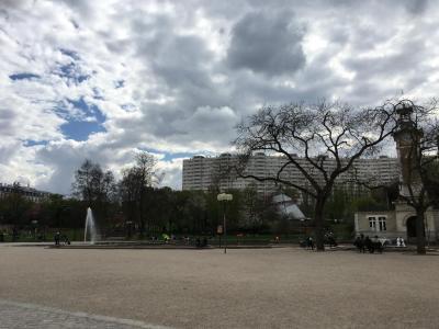 Parc Georges Brassens - Attraction touristique - Paris