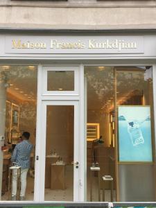 Parfum Francis Kurkdjian - Parfumerie - Paris