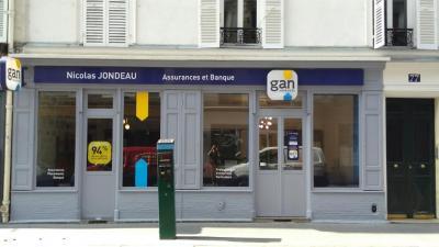 Gan Assurances - Agent général d'assurance - Paris