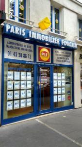 Paris Immobilier Foncier - Agence immobilière - Vincennes