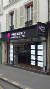 Paris Neuilly Immobilier - Agence immobilière - Paris
