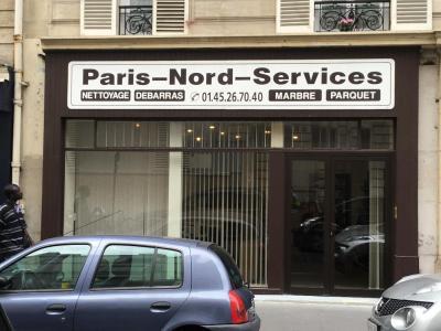 Paris Nord Services SARL - Entreprise de nettoyage - Paris