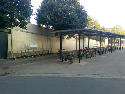 Parking Gare Rer De La Plaine - Stade De France - Parking public - Saint-Denis