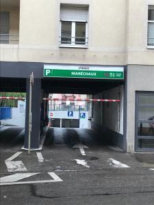 Parking Indigo Maréchaux - Parking public - Mulhouse