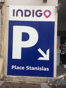 Parking Indigo Place Stanislas - Parking public - Nancy