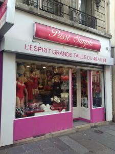 Passé Simple Lingerie - Lingerie - Paris