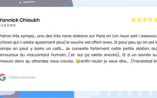 Pasteur Services