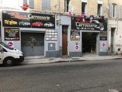 Patrick Carrosserie - Garage automobile - Marseille