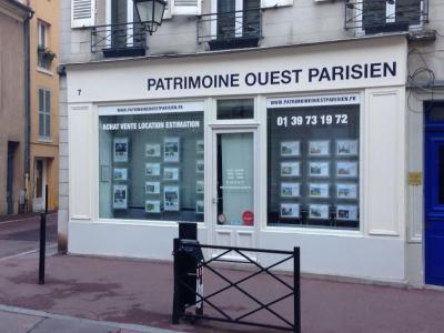 Patrimoine Ouest Parisien - Agence immobilière - Saint-Germain-en-Laye