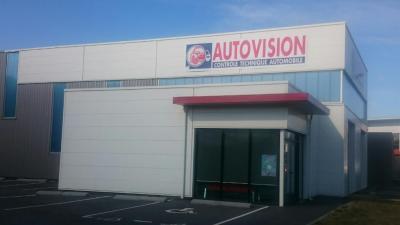 AUTOVISION Auto Contrôle Cessonnais Affilié Centre ville - Contrôle technique de véhicules - Cesson-Sévigné