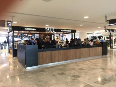Paul - Terminaux de cuisson pour pains et pâtisseries - Paris