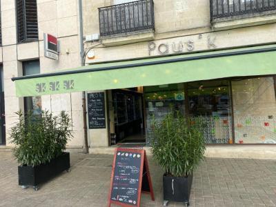 Paus'k - Restaurant - Bordeaux