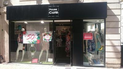Pause Cafe - Vêtements femme - Angers