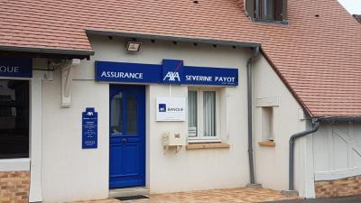 AXA Payot Séverine Agent General - Société d'assurance - Bourges