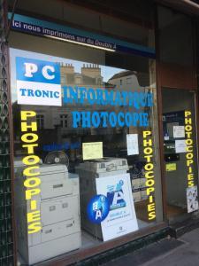 PC Tronic Informatique - Photocopie, reprographie et impression numérique - Rennes