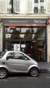 Pegast - Restauration rapide - Paris