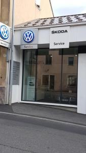 Pellet - Garage automobile - Briançon