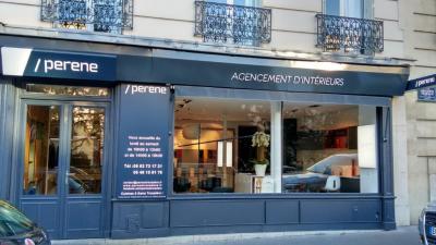 Perene - Vente et installation de cuisines - Paris