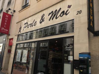 Perle Et Moi - Bijouterie fantaisie - Paris