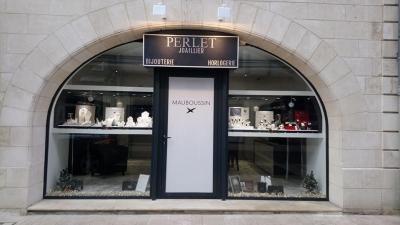 Perlet Joaillier - Création en joaillerie - Libourne