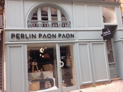 Perlin Paon Paon - Décorateur - Bordeaux