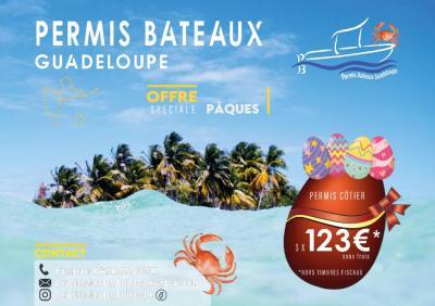 Permis Bateaux Guadeloupe - Auto-école - Pointe-à-Pitre