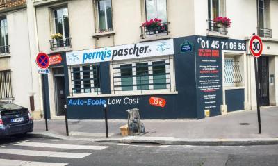 Permis Pas Cher - Auto-école - Paris