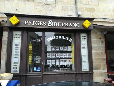 Petges et Dufranc - Agence immobilière - Bordeaux