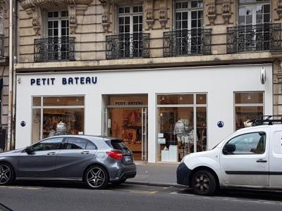 Petit Bateau - Vêtements femme - Paris