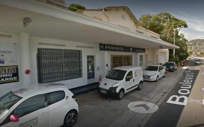 Peugeot Garage Des Hesperides Agent Commerçant - Garage automobile - Nice