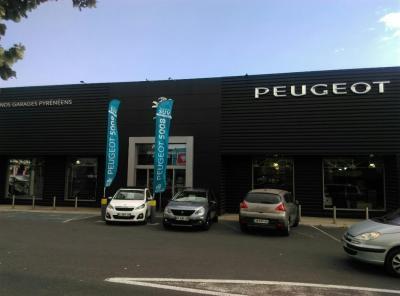 Peugeot Perpignan Grands Garages Pyrénéens Concessionnaire - Garage automobile - Perpignan