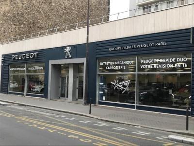 Citroën PSA Retail Paris Grenelle Concessionnaire - Garage automobile - Paris