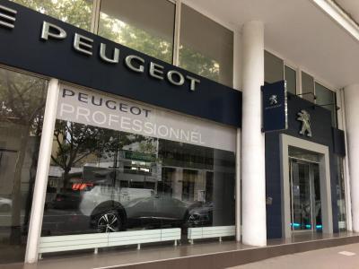 Peugeot PSA Retail Boulogne-Billancourt Concessionnaire - Garage automobile - Boulogne-Billancourt