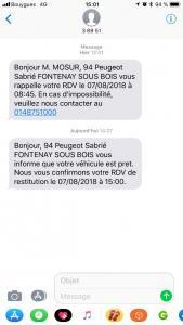 Peugeot PSA Retail Fontenay-Sous-Bois - Garage automobile - Fontenay-sous-Bois