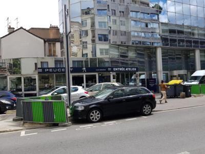 Peugeot - Concessionnaire automobile - Boulogne-Billancourt