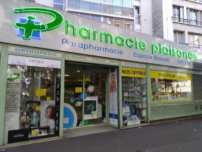 Pharmacie Plaisance - Pharmacie - Paris