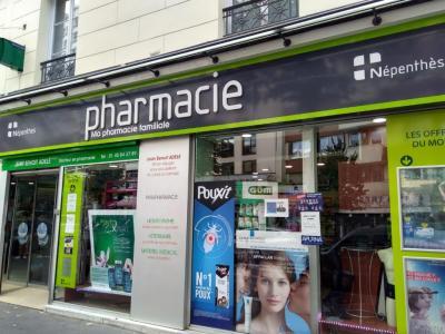 Pharmacie Adele Selarl - Pharmacie - Paris