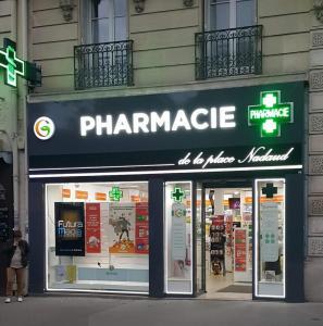 Pharmacie De La Place Martin Nadaud - Pharmacie - Paris