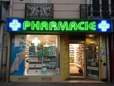 Pharmacie Barbès - Pharmacie - Paris