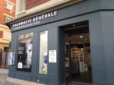 Pharmacie Belgrand Tenon - Pharmacie - Paris