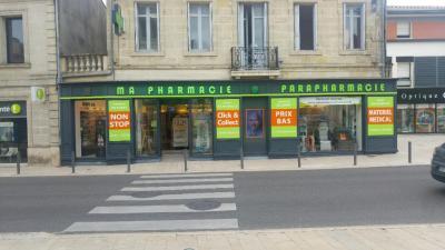 Pharmacie Belhomme - Pharmacie - Saint-Médard-en-Jalles