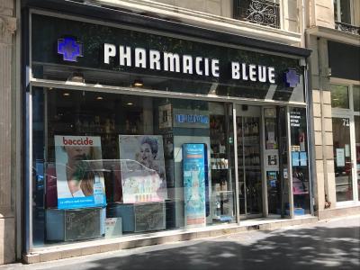 Pharmacie Bleue - Pharmacie - Paris