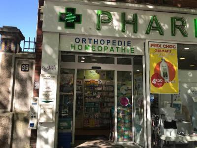 Pharmacie Bolivar 99 - Pharmacie - Paris