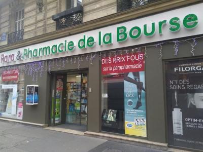 Pharmacie Bourse Sentier - Pharmacie - Paris