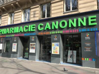 Pharmacie Canonne - Pharmacie - Paris
